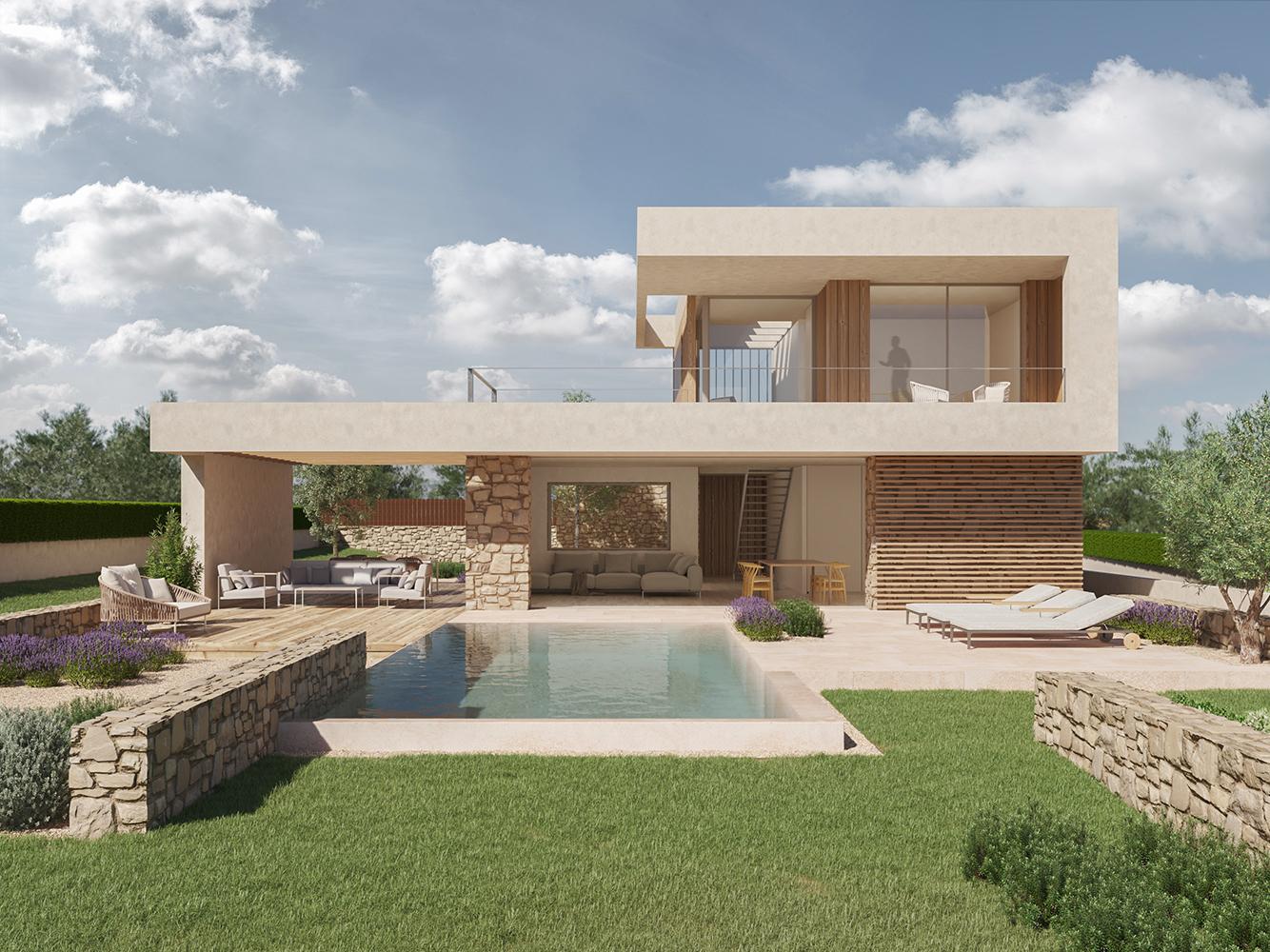2019 - Casa en la Ametlla de Mar