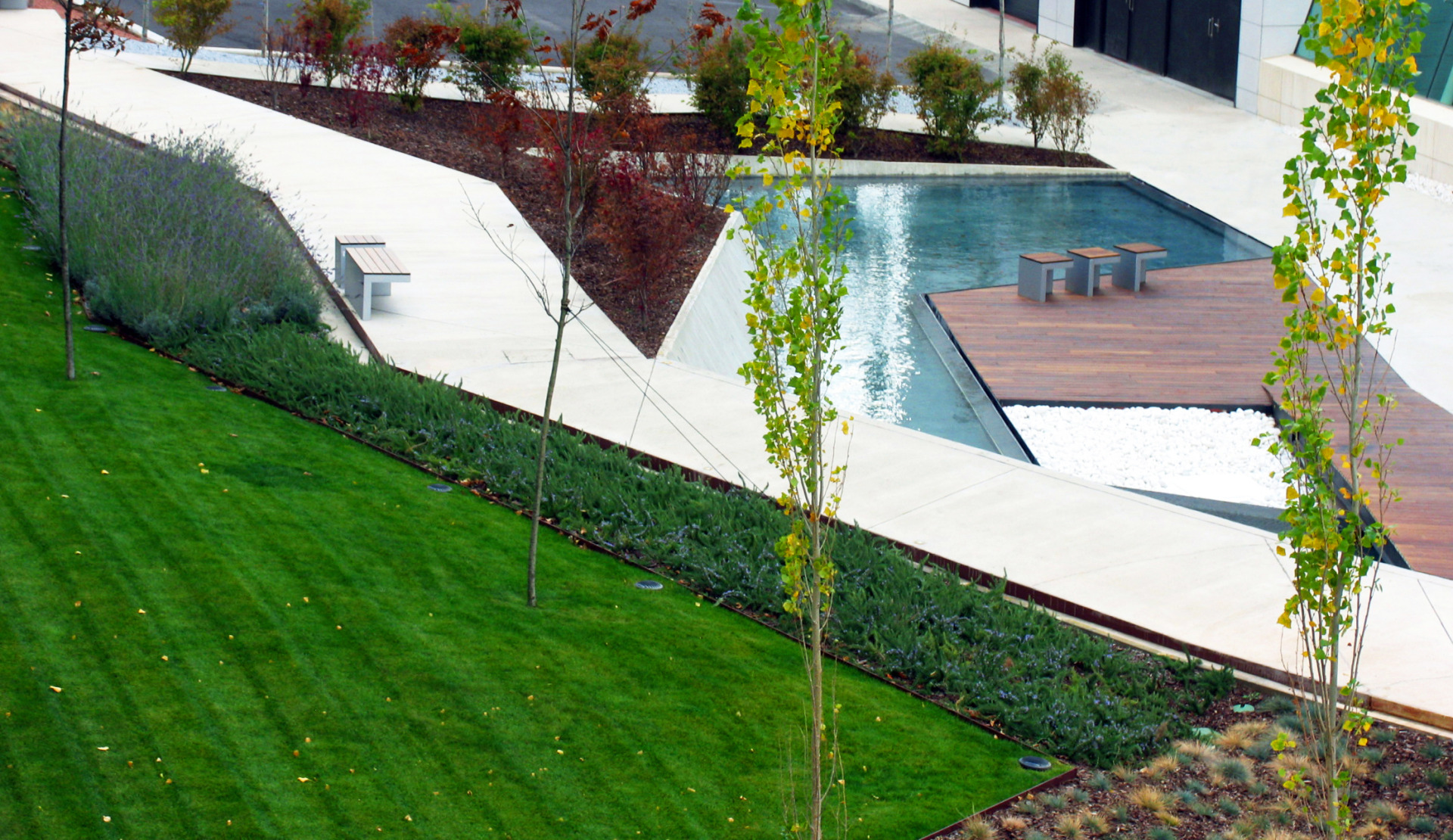2007 - Jardines del Museo Würth La Rioja