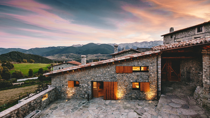 Refurbishment in la Cerdanya
