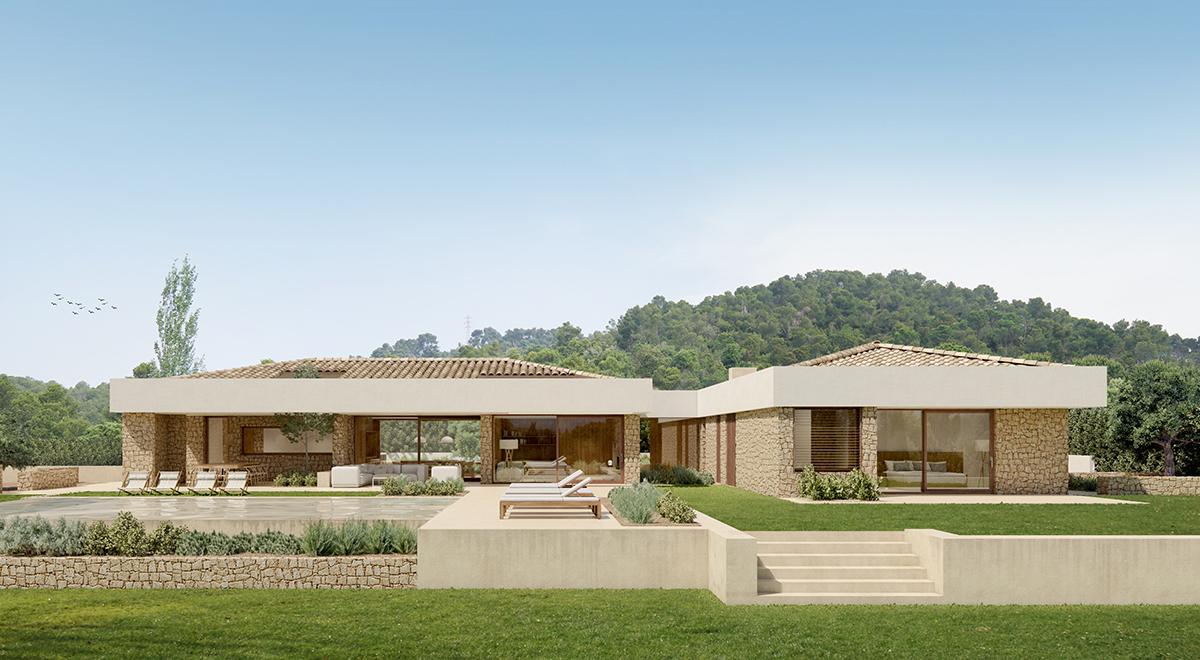 2019 - Casa en Montrás