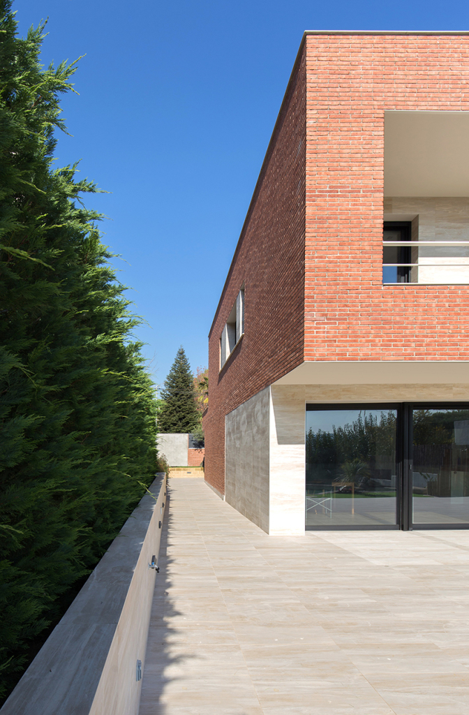Private house in cerdanyola dom arquitectura - Dom arquitectura ...