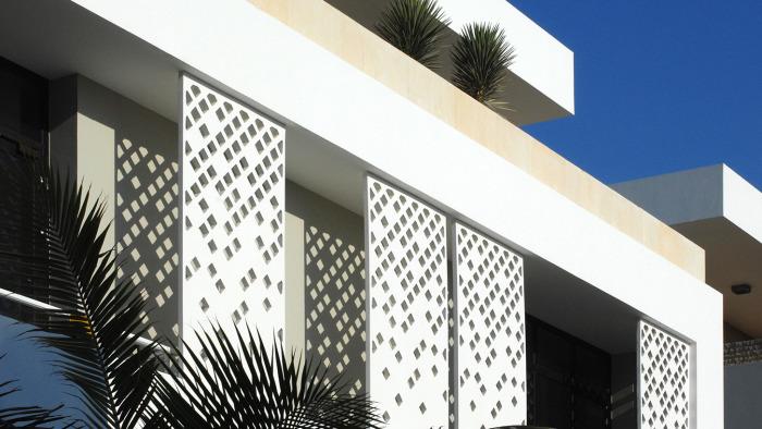 Cuatro casas en Jeddah