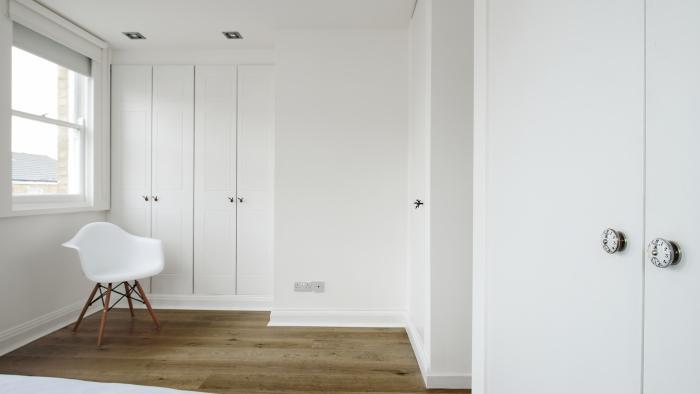 Fulham flat refurbishment