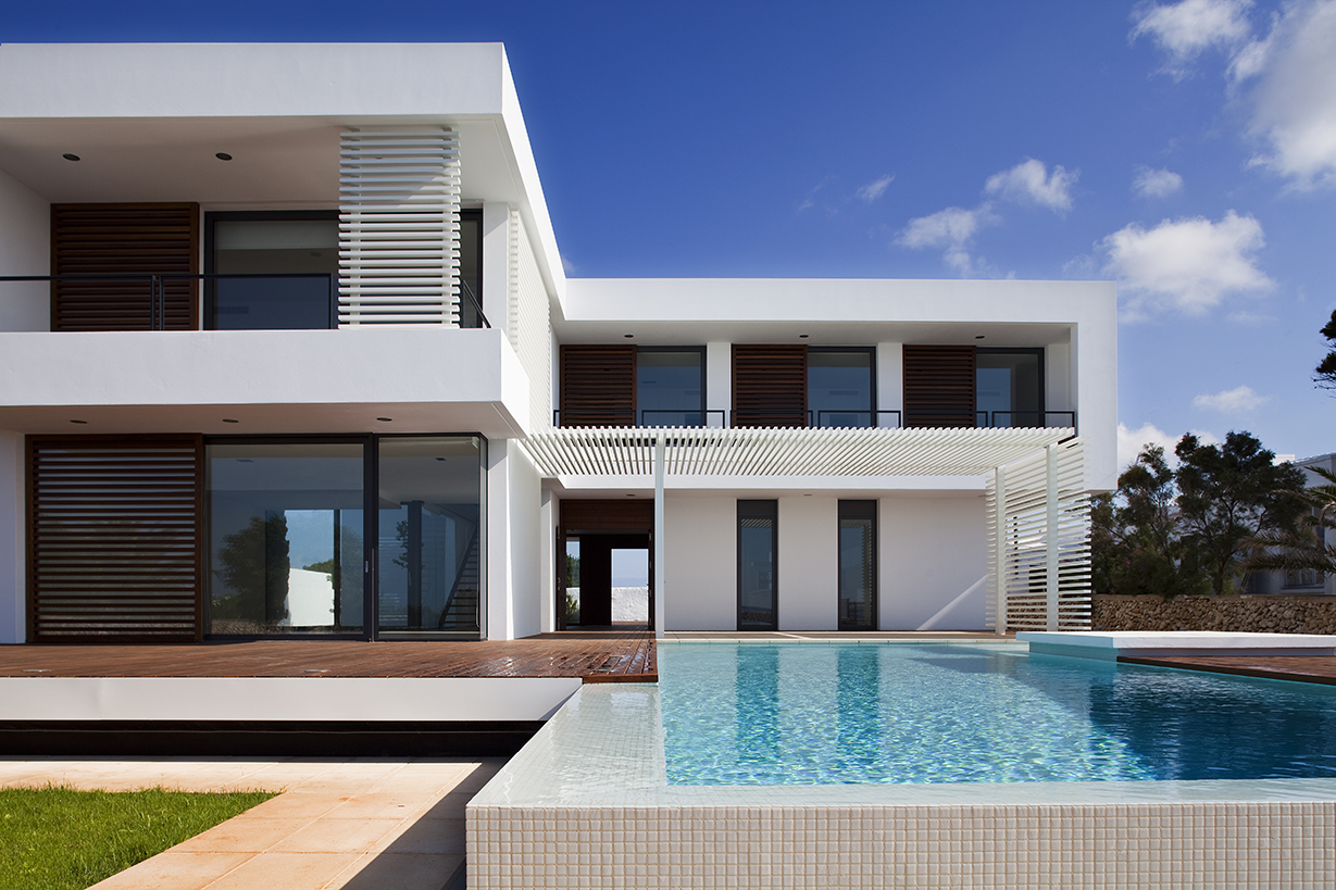 2010 - Private House in Menorca