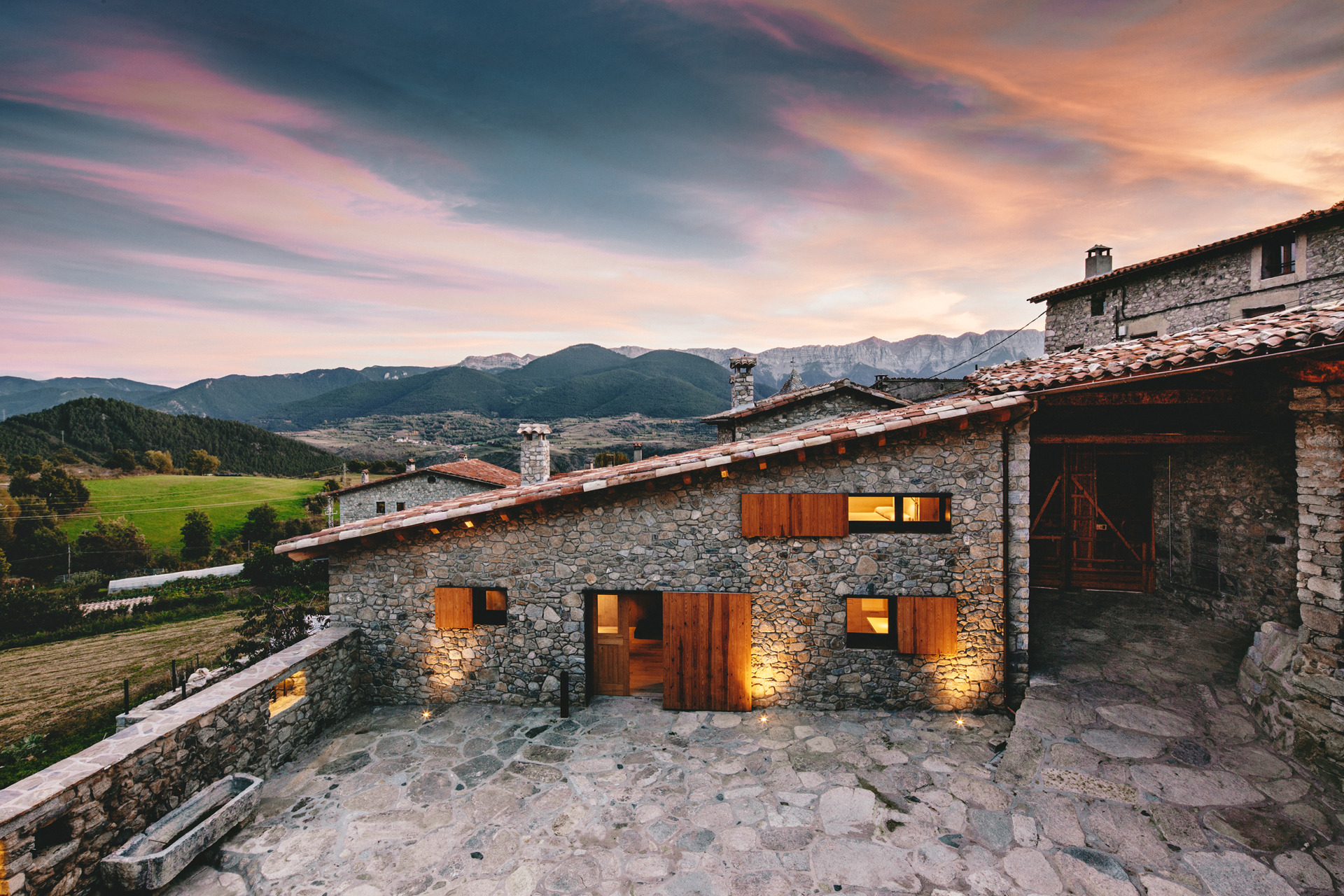 2014 - Rehabilitation in la Cerdanya