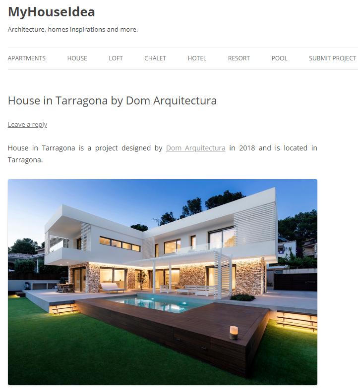 MyHouseIdea tarragona