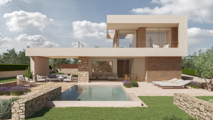 House in la Ametlla de Mar
